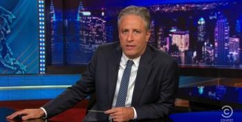 Jon Stewart Puts Jokes Aside To Discuss Racism In America Following S.C. Shooting