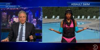The Daily Show Finds Progress In McKinney Texas Pool Party Incident