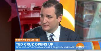 Ted Cruz To Support Texas County Clerks In Discrimination Against Gays