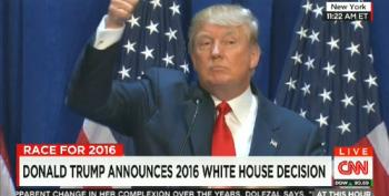 Donald Trump 2016: All In, And Really Rich Too!