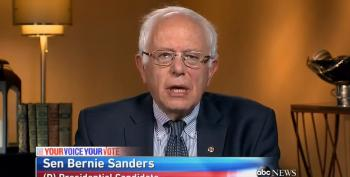 Bernie Sanders Predicts He'll Win White House