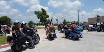 Bikers Ride Into Waco To Protest Twin Peaks Shootout Arrests At 'All For 1' Rally