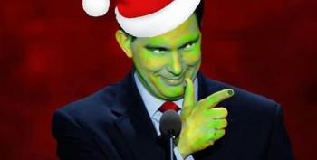 Scott 'The Grinch' Walker's War On Christmas Morning