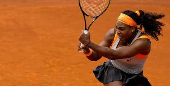 David Frum Implies Serena Williams Won By Juicing