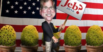 Jeb Bush Announces Huge Cash Haul, Most Of It Dark Money