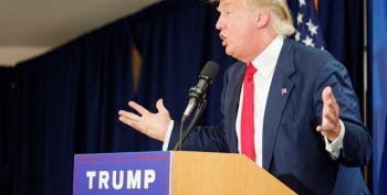 Trump Threatens Third Party Run