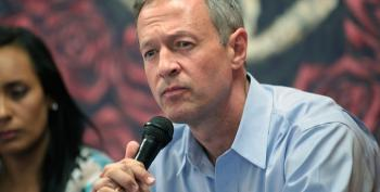 O'Malley To Meet With Black Leaders In South Carolina