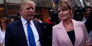 Sarah Palin In A Trump Administration? Apparently So.