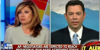 Chaffetz Continues The GOP Tradition Of Being Wrong About Iran