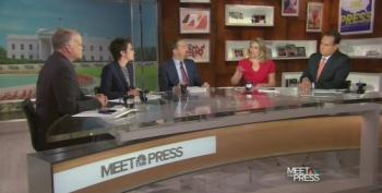 MTP Panel Treats Planned Parenthood Video As Authentic