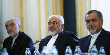 Tentative Agreement On Iran Sanctions Relief