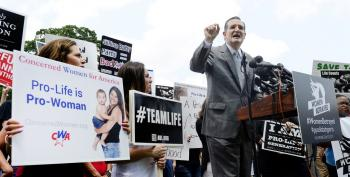 The Secret Plan Behind Ted Cruz And His 'Defund Planned Parenthood' Vote