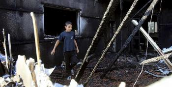 Hamas Calls For 'Day Of Rage' After Arson Attack Kills Palestinian Baby