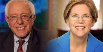 Bernie Sanders And Liz Warren: The Cable Bill Is Too Damn High