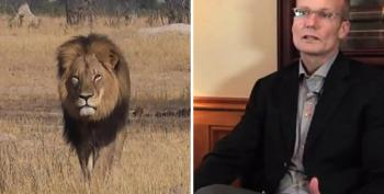 Cecil The Lion's Killer Revealed As American Dentist