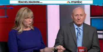 Parents Of Aurora Shooting Victim Speak To Maddow About Six-Figure Judgement Against Them