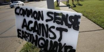 Texas Democracy! Denton City Council Reverses Voters' Fracking Ban