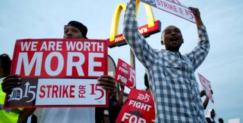 Wage Board Approves $15 An Hour For NYC Fast Food Workers