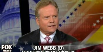 Jim Webb Equates Trump's Racist Remarks With Liberal Rhetoric On 'Southern White Culture'