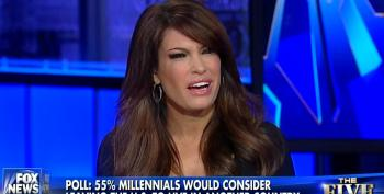 Fox Yappers Paint Millennials As Lazy Moochers For Wanting Decent Jobs, Healthcare And Education
