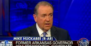 Mike Huckabee Doubles Down On Likening Iran Nuclear Deal To The Holocaust