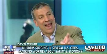 Charlie Gasparino: 'The Popular Liberal Media Hate Cops'