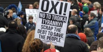 Greece To EU: Take Your Austerity And...