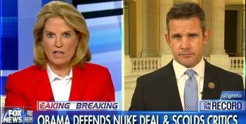 Rep. Kinzinger Uses Iran Presser As Excuse To Call President Obama Angry And Arrogant