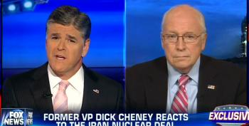 Dick Cheney: Iran Deal Brings The World Closer To Nuclear War