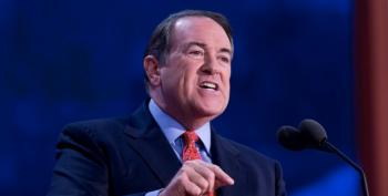 No, This Is Not The Nice, Normal Huckabee Trying To Seem Nasty For Effect