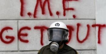 EU To Greece: Do What We Say Or Else