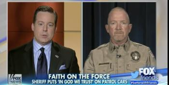 Fox And Friends Support Missouri Sheriff Violating The Law