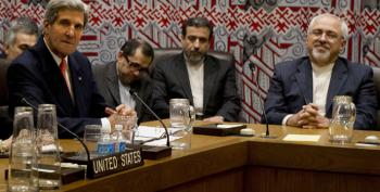 World Powers And Iran 'On Verge Of Nuclear Deal'