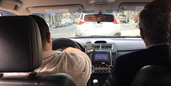 Jeb Bush Persuades His Uber Driver To Vote