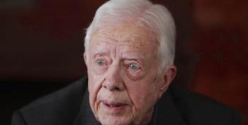 Jimmy Carter: United States No Longer Functioning Democracy