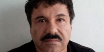 'El Chapo' Doesn't Appreciate Donald Trump Using Him To Attack Mexico
