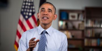Obama's Insane Critics Attack Him For Not Saying 'God' In Speech