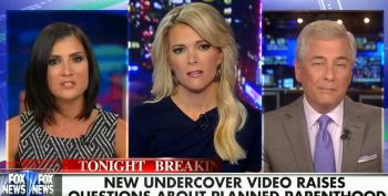 Watch 'Straight News Anchor' Megyn Kelly's Vicious, Dishonest Attack On Planned Parenthood
