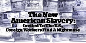 The New American Slavery Requires An H-2 Visa And More In MuckReads Weekly