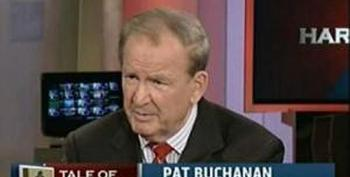 NBC Brings Back Racist Pat Buchanan For Meet The Press This Sunday
