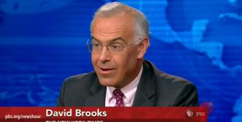 David Brooks: Bernie Sanders 'Doesn't Get The Working Class'