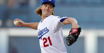 Dodgers Pound Phillies 6-0 On Thursday