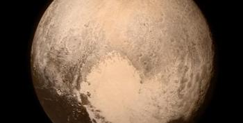 Our Closest Look At Pluto