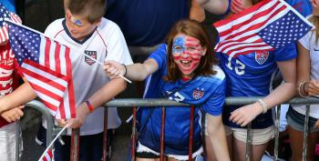 How To Watch The U.S. Women's Soccer Team Ticker Tape Parade