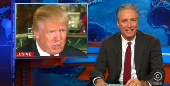 Stewart: Trump 'Living Embodiment Of Everything Republicans Were Trying To Exorcise'