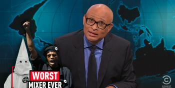 Larry Wilmore Takes On 'Loudest Proponents' Of Confederate Flag At Rally In South Carolina