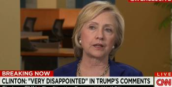 Hillary Clinton Rips GOP Candidates On Immigration: In 'The Same General Area' As Trump