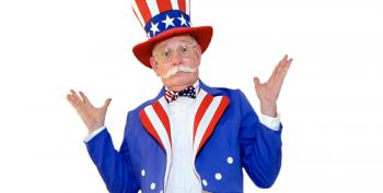Uncle Sam Does Not Want You