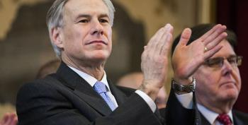 Wingnut TX Gov. Partners With Radical Christian Organization To GOTV