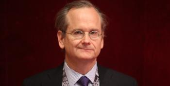 Can Lawrence Lessig Give Hillary Clinton A Run For Her Money?